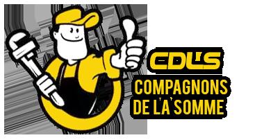 COMPAGNONS DE LA SOMME Logo